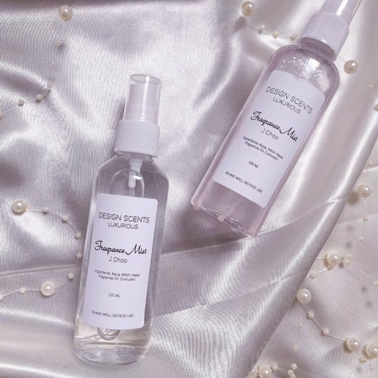 Fragrance mist - J Choo